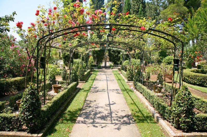 Tuinen for Franse tuin